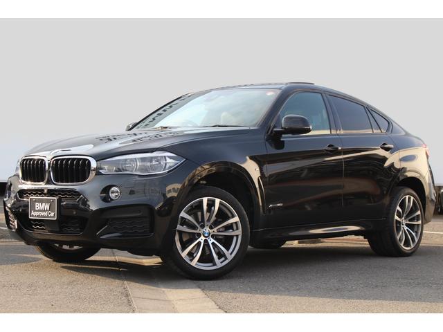 BMW xDrive 35i Mスポーツ ワンオーナー 黒革 SR