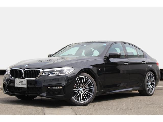 BMW 523i Mスポーツ イノベーションPKG 純正19AW