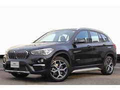 BMW X1xDrive 18d xライン コンフォートP 純正18AW