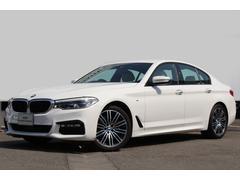BMW540i xDrive Mスポーツ アイボリーホワイトレザー