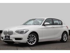 BMW116i スタイル キセノン16AW I−DriveBカメラ
