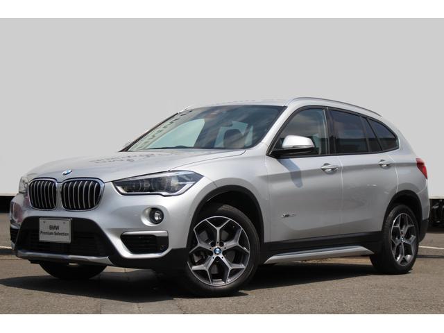 BMW xDrive 20i xライン モカレザー 純正18AW