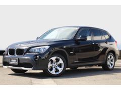 BMW X1xDrive 20i ブラックレザー 社外ナビ ETCミラー