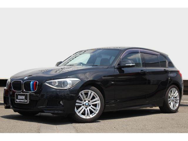 BMW 120i Mスポーツ ワンオーナー I-Drive キセノン