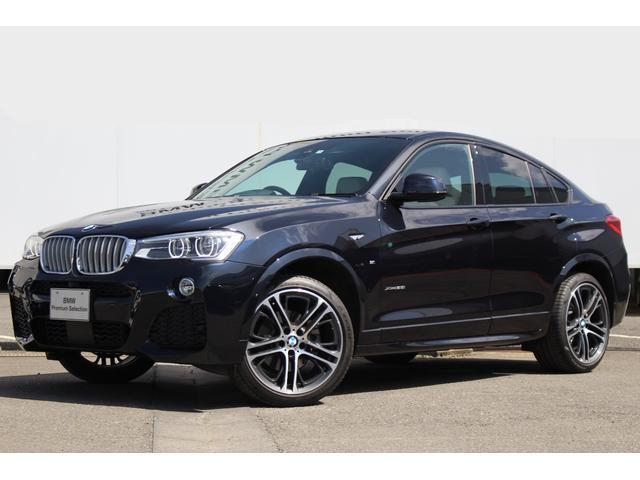 X4(BMW)xDrive 35i Mスポーツ 中古車画像