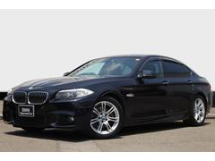 BMW523i Mスポーツパッケージ 6気筒 F電動シート18AW