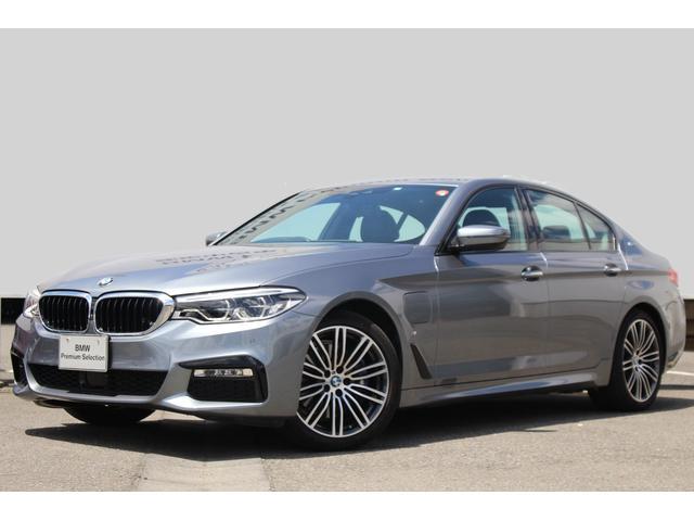 BMW 530e Mスポーツアイパフォーマンス Mスポーツブレーキ