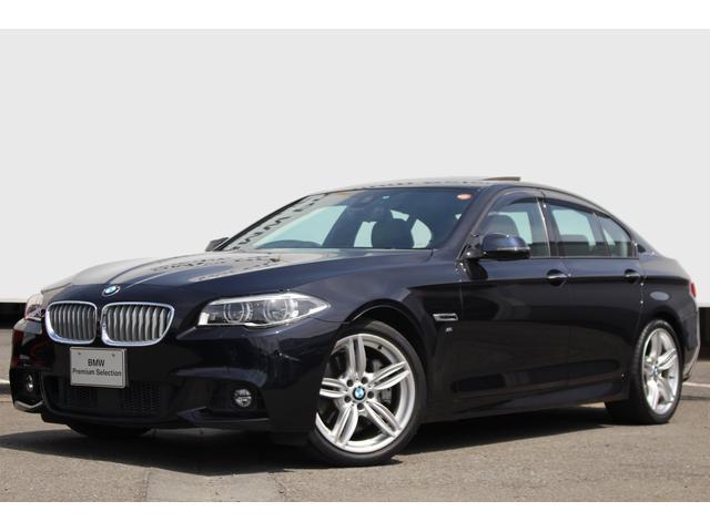 BMW アクティブハイブリッド5 Mスポーツ ワンオーナー 黒革