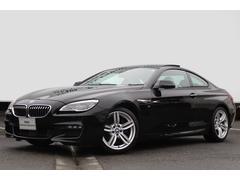 BMW640iクーペ Mスポーツ アイボリーホワイトレザー