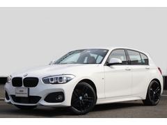 BMW118d Mスポーツ エディションシャドー レザー 18AW