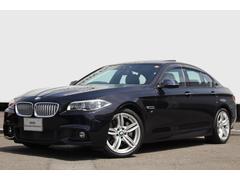 BMWアクティブハイブリッド5 Mスポーツ ワンオーナー 黒革