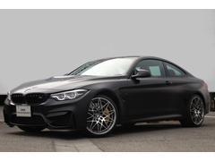 BMWM4クーペ コンペティション INDIVIDUAL車両