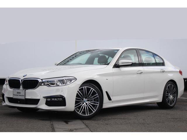 BMW 523d Mスポーツ デビューPKG 純正19AW