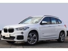 BMW X1xDrive 18d Mスポーツ LED 純正18AW