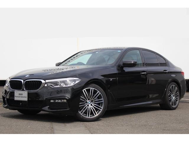 BMW 530i Mスポーツ 黒革 Mスポーツブレーキ 純正19AW