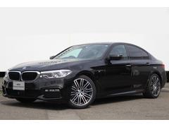 BMW530i Mスポーツ 黒革 Mスポーツブレーキ 純正19AW