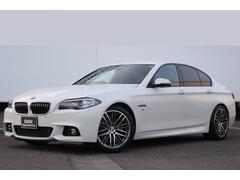 BMW523i Mスポーツ SOS LEDフォグ 社外19AW