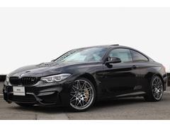 BMWM4クーペ コンペティション カーボンセラミックBガラスSR
