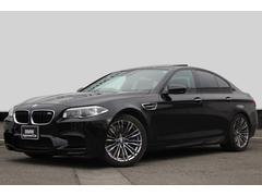 BMWM5 後期型 ワンオーナー 黒革 19AW LED SE