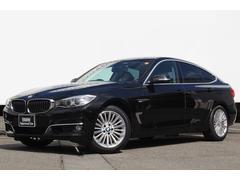 BMW320iグランツーリスモ ラグジュアリー 黒革I−Drive