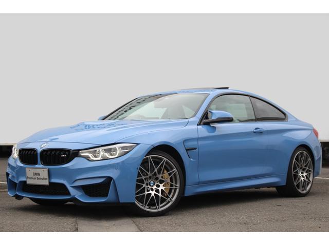 BMW M4クーペ コンペティション パーキングサポートP SR