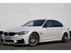 BMWM3セダン コンペティション ワンオーナー 純正20AW