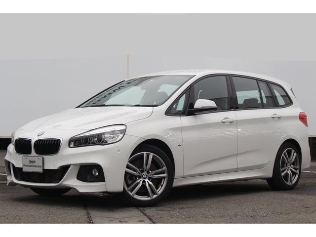 BMW 220iグランツアラー Mスポーツ LED 純正18AW