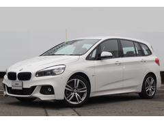 BMW220iグランツアラー Mスポーツ LED 純正18AW