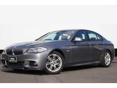 BMW523i Mスポーツパッケージ 黒革 社外エアロ