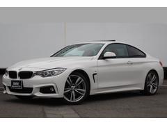 BMW435iクーペ Mスポーツ コーラルレッドレザー 19AW
