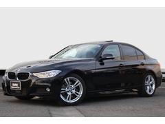 BMW320i Mスポーツ ガラスSR ヘッドアップD