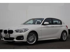 BMW118d Mスポーツ ブラックレザーI−Drive Bカメラ