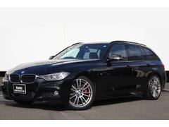 BMW320dツーリング Mスポーツ 社外レッドレザー Mブレーキ