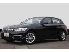 BMW118d スタイル パーキングサポートPKG ACC