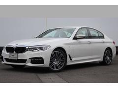 BMW523i Mスポーツ アイボリーホワイトレザー 純正19AW