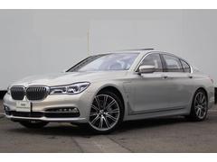 BMW740eアイパフォーマンス エクセレンスINDIVIDUAL