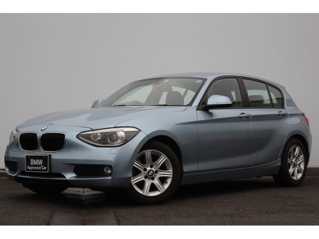 BMW 116i プラスPKGコンフォートA I-Drive ETC