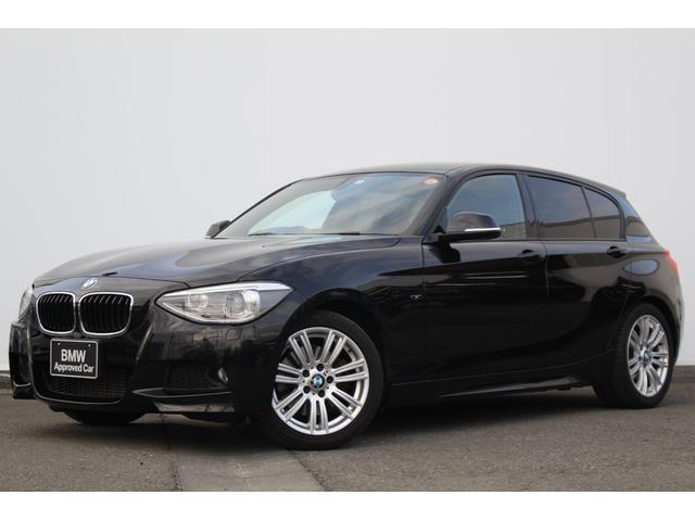 BMW 116i Mスポーツ キセノン 純正17AW I-Drive