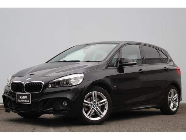 BMW 218dアクティブツアラー Mスポーツ コンフォートPKG