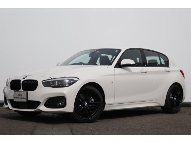BMW 118d Mスポーツ エディションシャドー 限定車 黒革