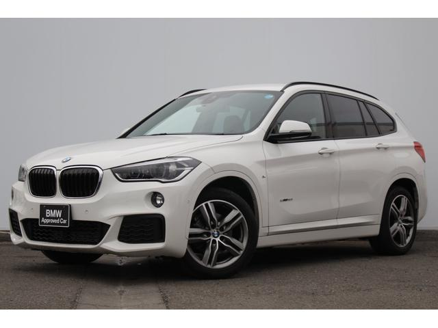 BMW sDrive 18i Mスポーツ LEDライト 純正18AW