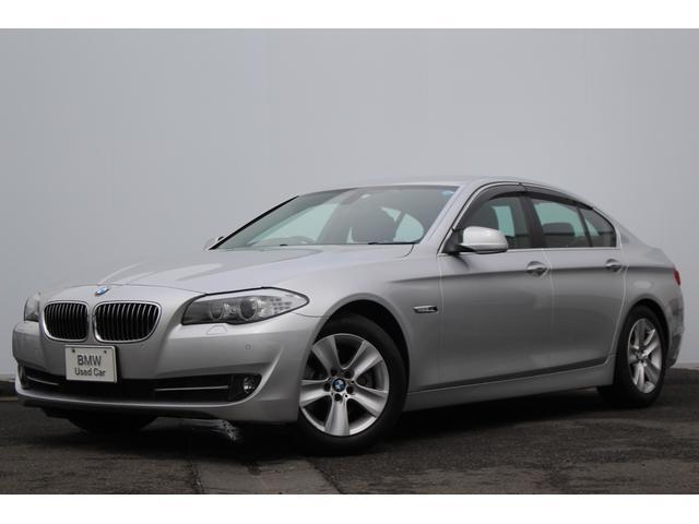 BMW 528i 6気筒モデル 黒革 弊社下取 6ヶ月保証