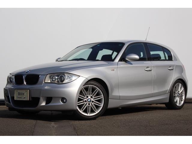 BMW 118i Mスポーツパッケージ キセノン 純正17AW