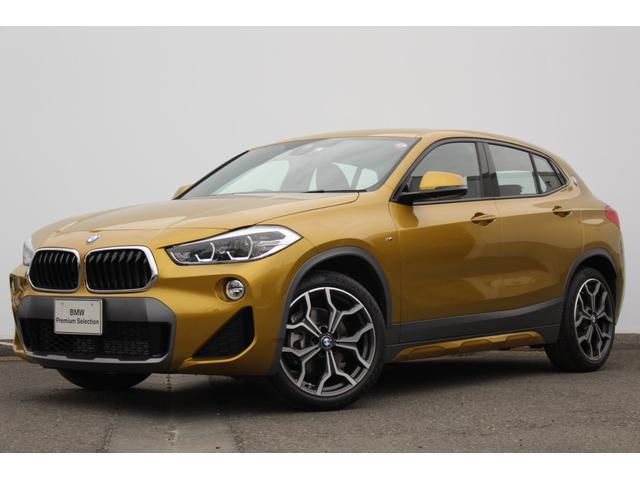 BMW sDrive 18i MスポーツX ヘッドアップD 19AW