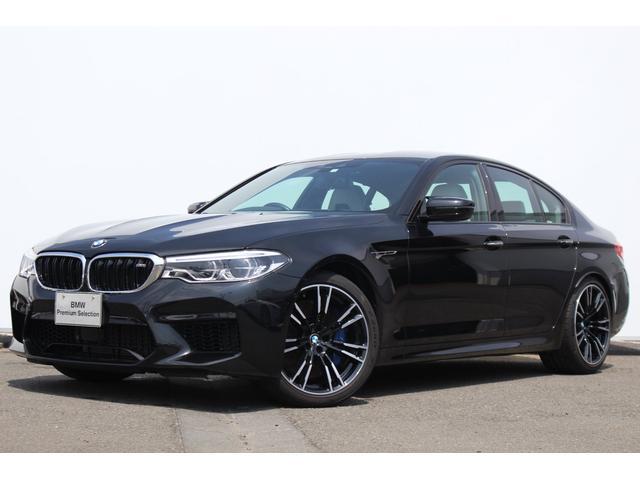BMW M5 コンフォート アンビエントエアーPKG 純正20AW