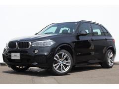 BMW X5xDrive 35i Mスポーツ 黒革 セレクトPKG