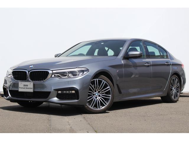 BMW 523i Mスポーツ ハイライン イノベーションP 黒革