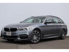 BMW523iツーリング Mスポーツ キャンベラベージュレザー