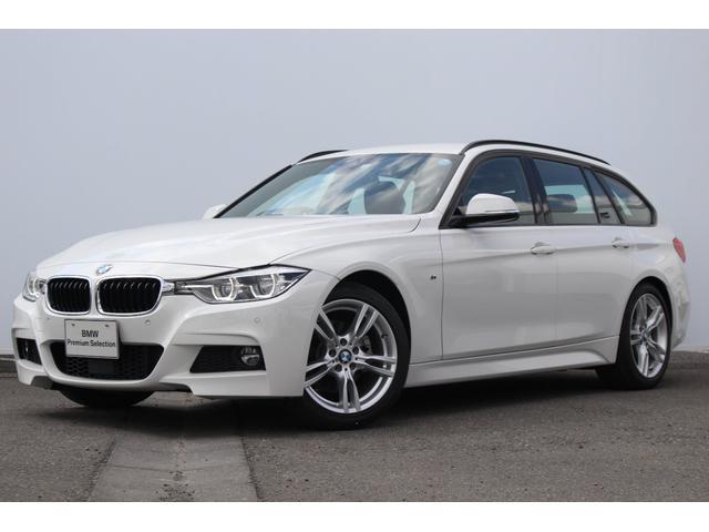 BMW 320i Mスポーツ 黒革ACC LEDライト 純正18AW