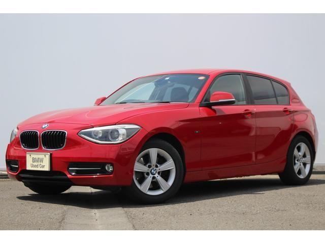 BMW 116i スポーツ パーキングサポート I-DriveSOS